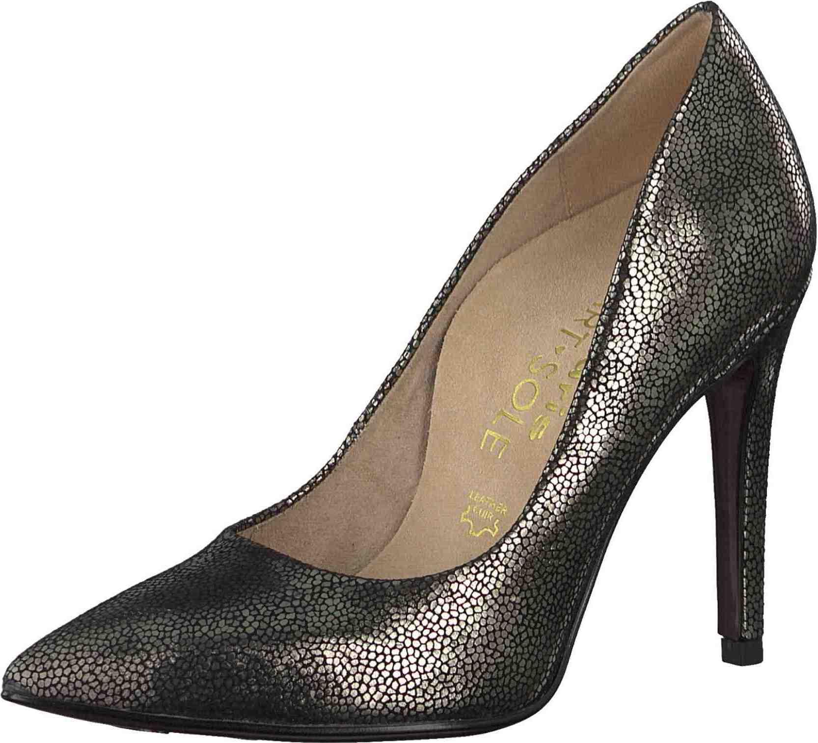 Dámská obuv TAMARIS 1-1-22439-21 BRONCE BLACK 971 – E-shop Tamaris e8ab285648