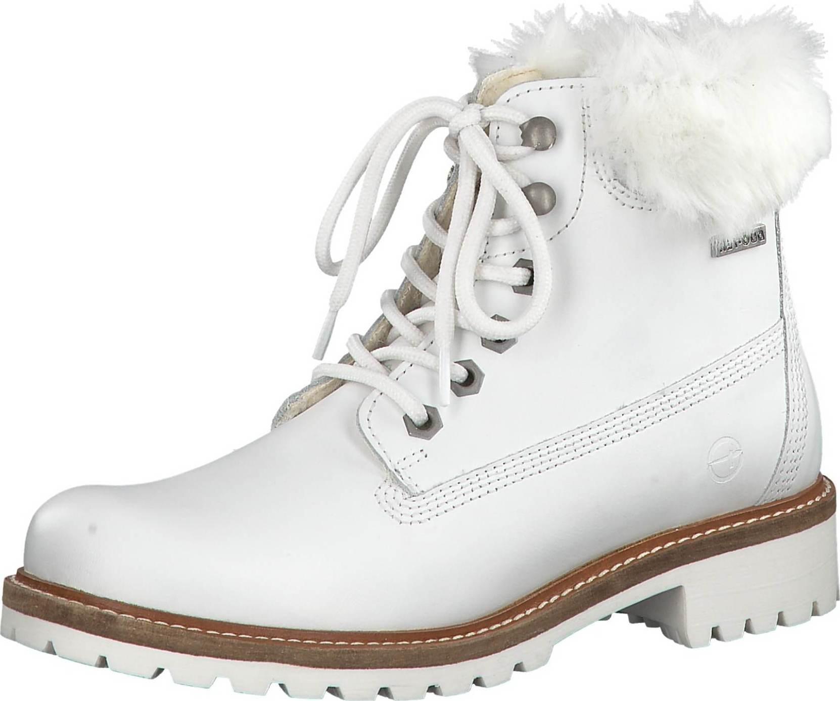 b7f9d5f2153d Dámská obuv TAMARIS 1-1-26294-21 WHITE FUR 130 1-1-26294-21 WHITE FUR 130