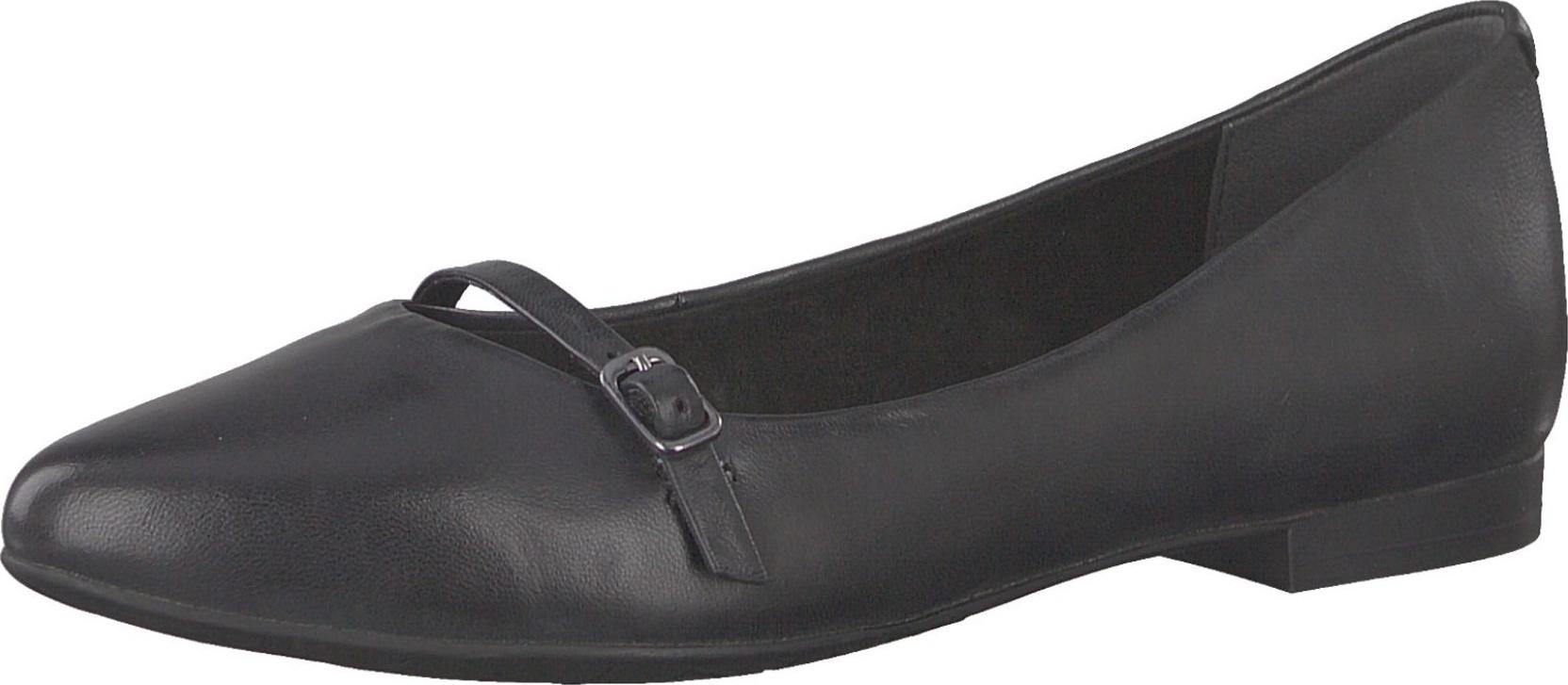 Dámská bota TAMARIS 1-1-24234-22 BLACK LEATHER 003 – E-shop Tamaris 9942b81a042