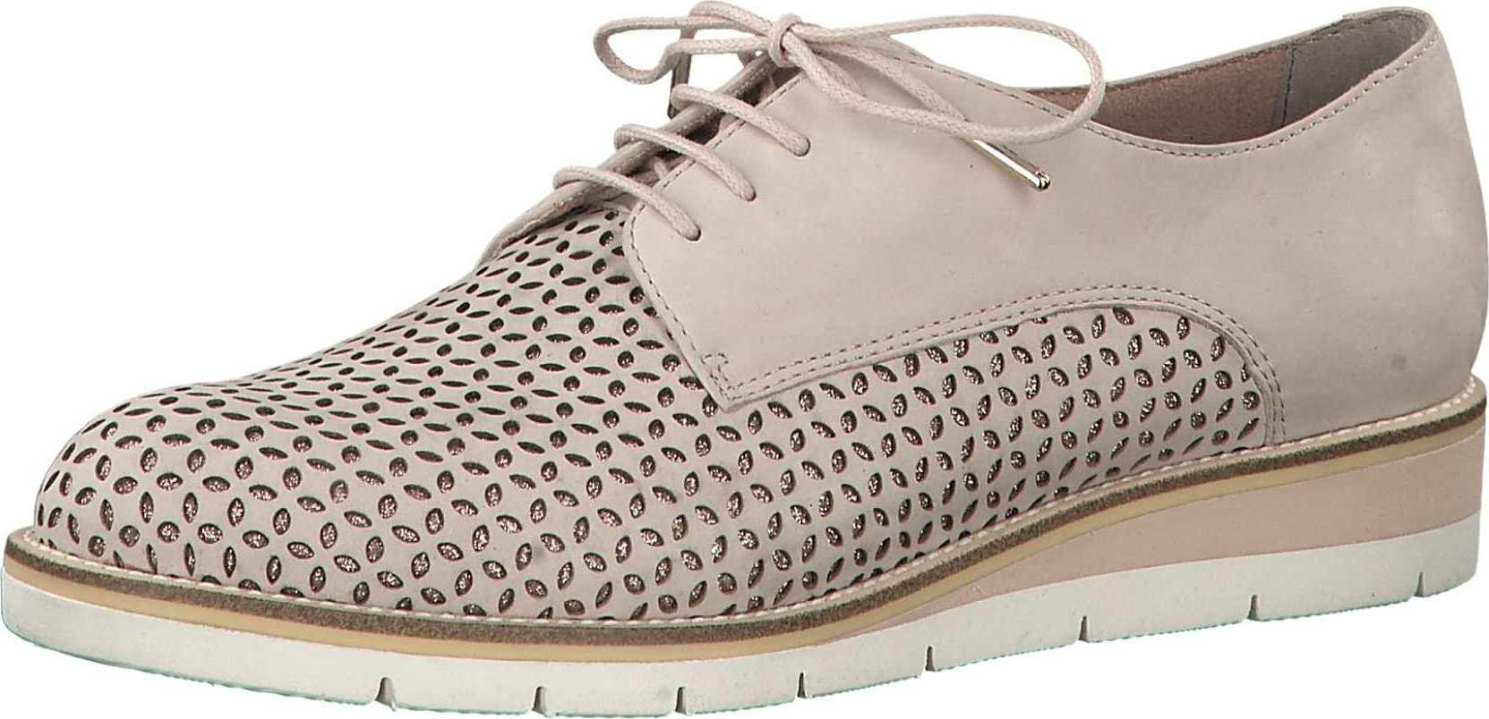 3aaaaf7b8fc8 Dámská obuv TAMARIS 1-1-23202-22 ROSE NUBUC 566 1-1-23202-22 ROSE NUBUC 566