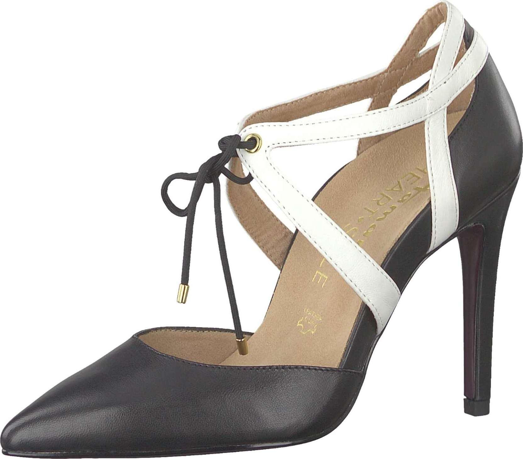 6a4f03b3fd Dámská obuv TAMARIS 1-1-24405-22 BLACK WHITE 005 1-1-24405-22 BLACK WHITE  005